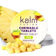 Kalm Pineapple THC Tablets 250mg at Curaleaf Reisterstown