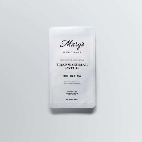 Marys Indica Patch - Mary's