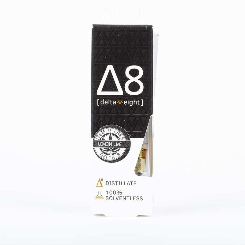 Blueberry Delta 8 Cartridge | 500mg - Item 9