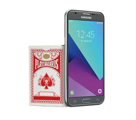 Samsung Galaxy J3 Emerge - Samsung - SPHJ327SLV | In Stock - Houston, TX