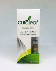 Curaleaf Tangie .5g Cart at Curaleaf Airpark