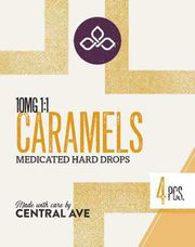 Caramel 40mg 1:1 at Curaleaf MA Oxford | Medical Use