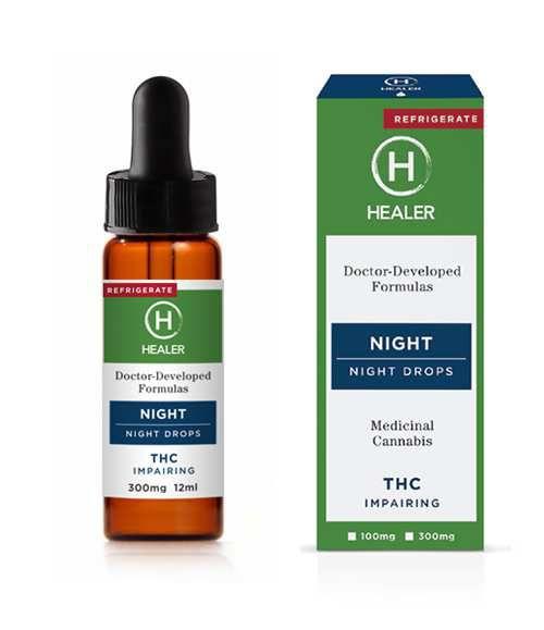 Healer-Night 300mg - Healer