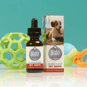 Bido CBD Pet Drops Salmon at Curaleaf Maine