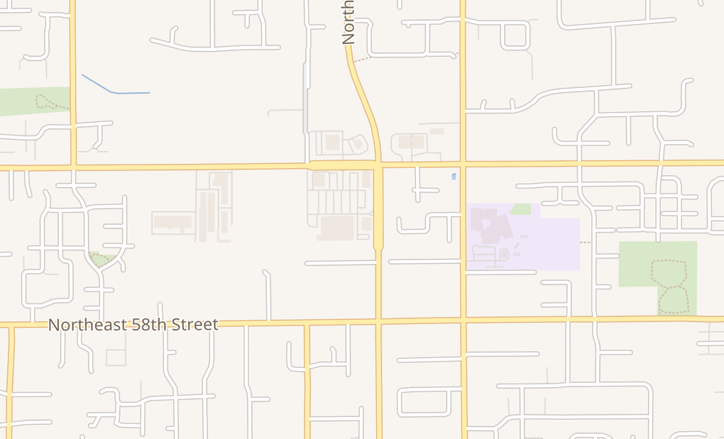 map of 6713 Ne 63Rd St Ste 101AVancouver, WA 98661