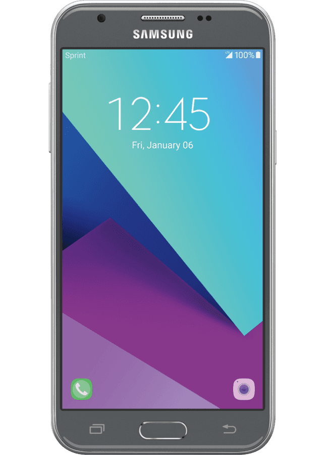 Samsung Galaxy J3 Emerge - Samsung - SPHJ327SLV | In Stock - Lexington, KY