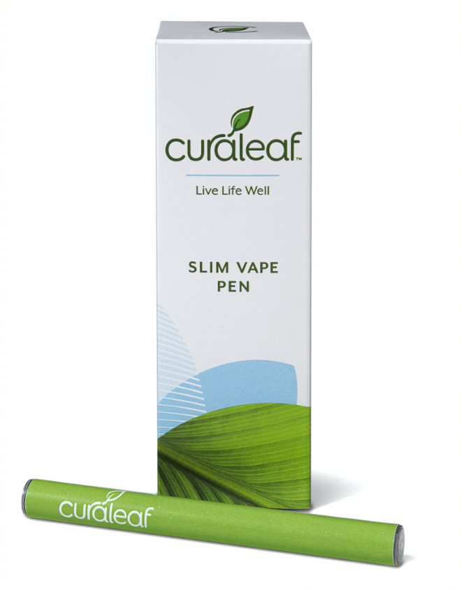 Curaleaf Slim Vape Pen 1:20 - 150mg - Curaleaf | In Stock - Newburgh, NY