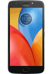 moto e4 plus at Sprint 4110 E Highland Ave