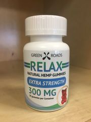 Hemp CBD- Relax Gummies at Curaleaf Maine