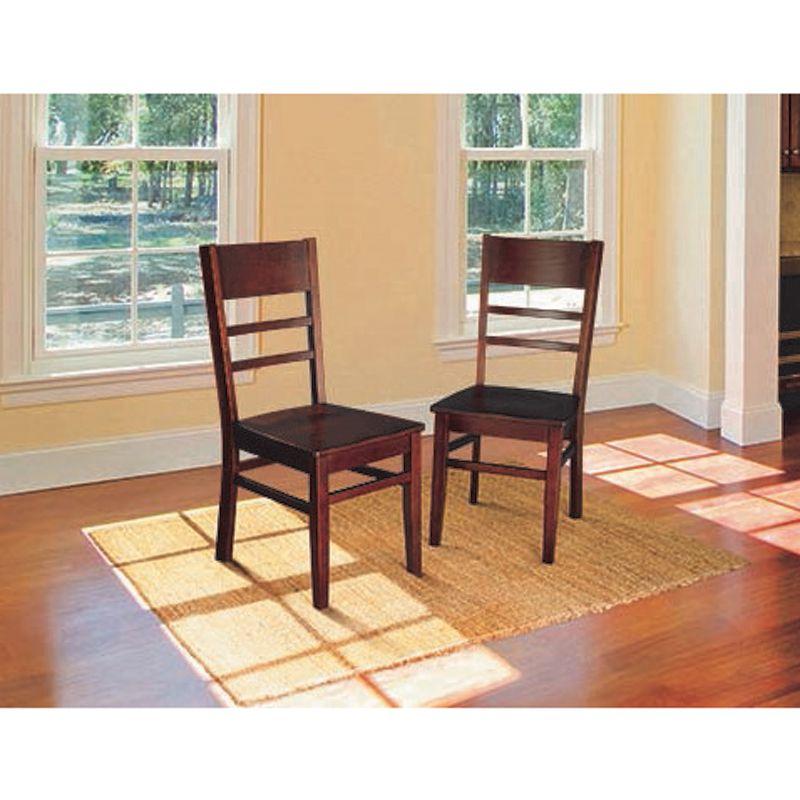 Jaclyn Smith 2 Pk Slat Back Dining Chair Salina Ks At Kmart 400