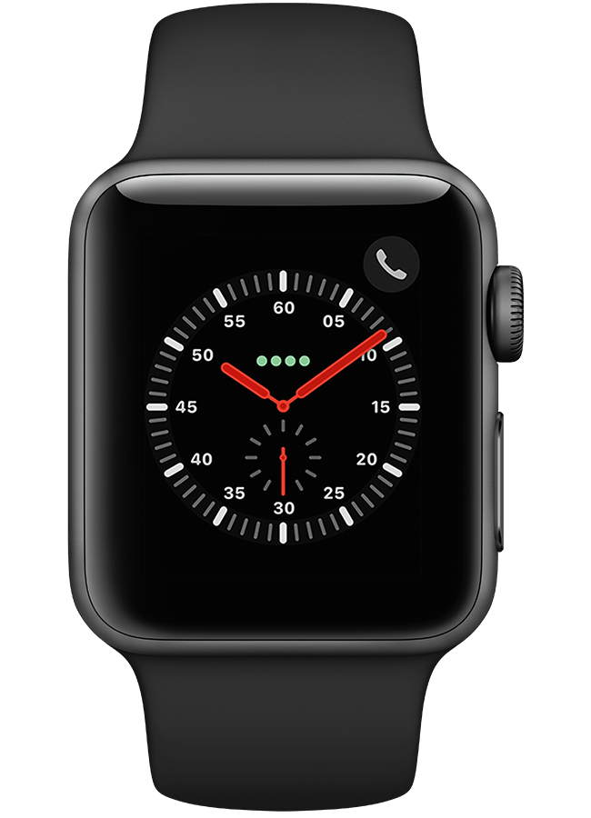 Apple Watch with Sport Band - 42 - Apple
