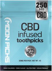 CBD Isolate 25mg - 10 Pack at Curaleaf AZ Central