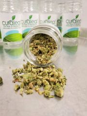Extra Strength Ground Flower Pod Refills Indica 20:1 - 900mg at Curaleaf Plattsburgh