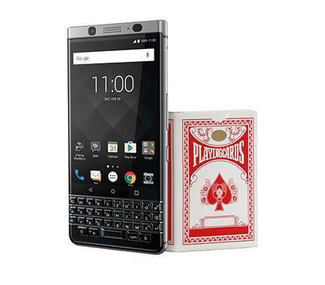 BlackBerry KEYone - BlackBerry - TCTBB1003BLK | In Stock - Hoover, AL