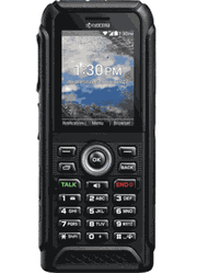 Kyocera DuraTR | KY4750E8BLK at Sprint Hiram Walk