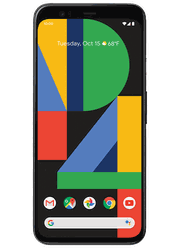 Google Pixel 4 at Sprint Mcviking Plaza