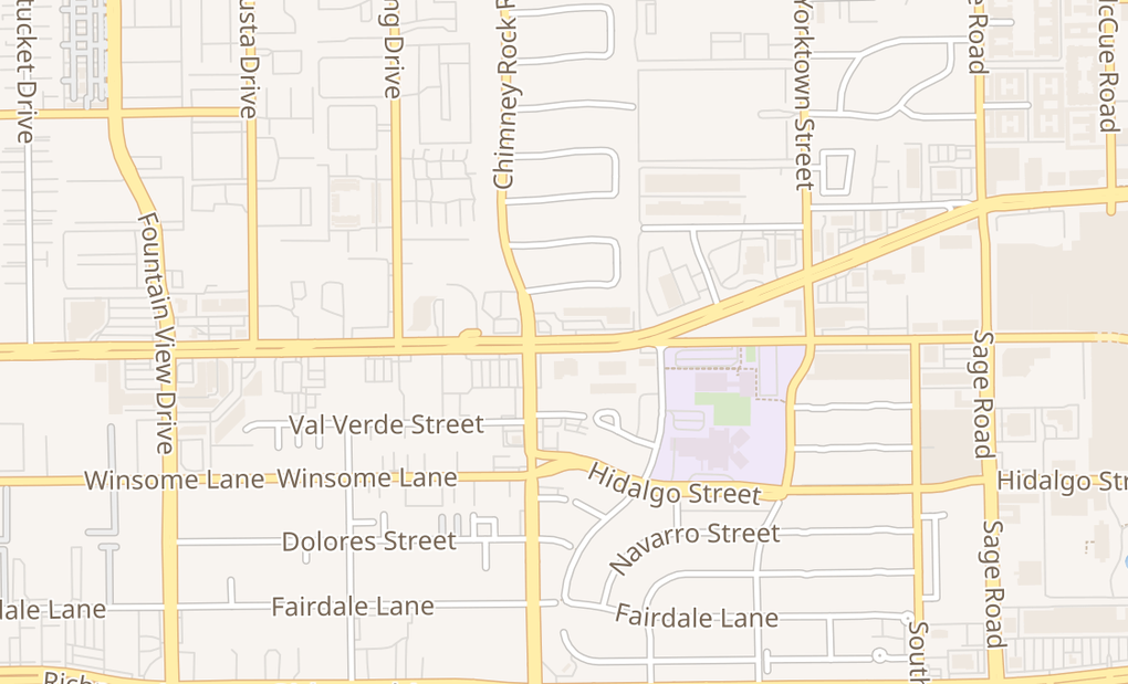 map of 5656 Westheimer RdHouston, TX 77056