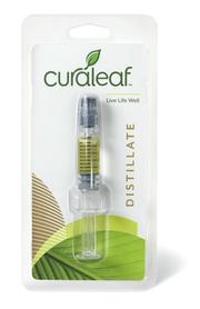 THC Distillate Concentrate-Hybrid-80% THC-0.5mL(400mg THC) at Curaleaf FL Daytona