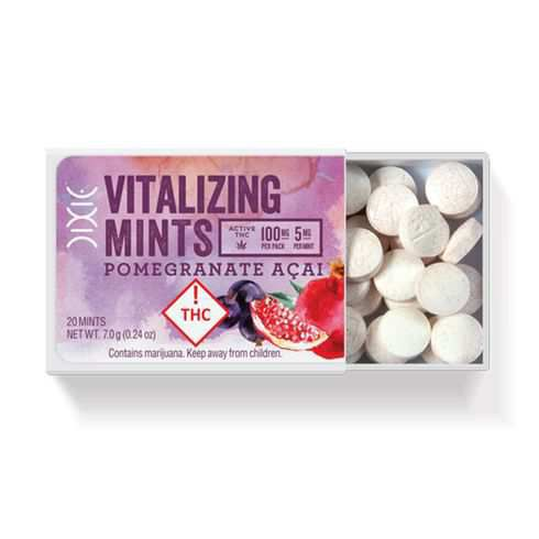 Dixie Vitalizing Tablets 100mg - Dixie