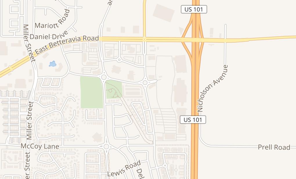 map of 2210 S Bradley RdSanta Maria, CA 93455