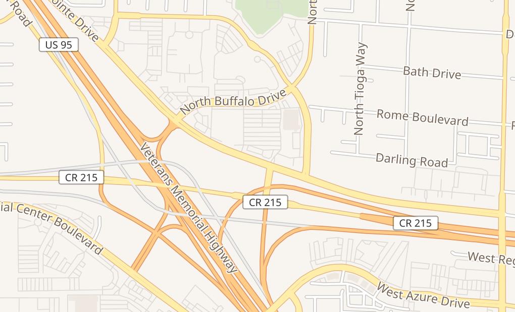 map of 6420 Sky Pointe Dr Ste 140Las Vegas, NV 89131