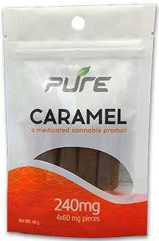 Caramel | 240mg - PURE