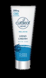 Hemp CBD Hand Cream - Ylang Ylang at Curaleaf Carle Place - Curbside Pick-up Only