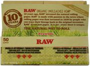 Raw Rolling Leaves 50pack at Curaleaf AZ Youngtown