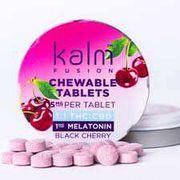 Kalm Chewables 1:1 Black Cherry at Curaleaf Takoma