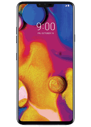 LG V40 ThinQat Sprint Pine Square Retail