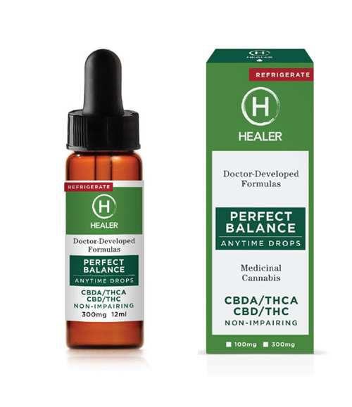 Healer-Perfect Balance 100mg - Healer