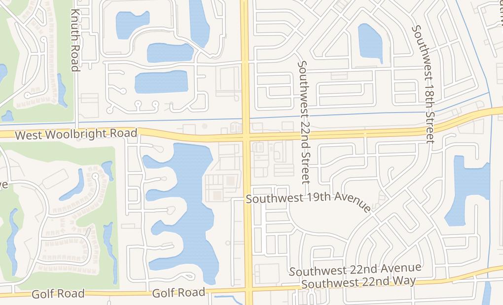 map of 1660 S Congress Ave Ste 1Boynton Beach, FL 33426