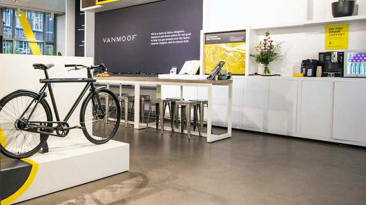 VanMoof Seattle - Seattle, USA