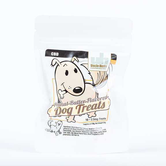 Dog Treats - CBD Only - UNCLE HERBS HEALTH CENTER