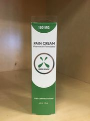 Hemp CBD- Pain Cream Pump at Curaleaf Maine