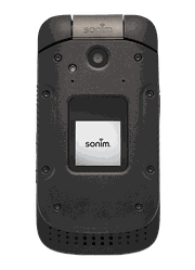 Sonim XP3 at Sprint Chimney Rock