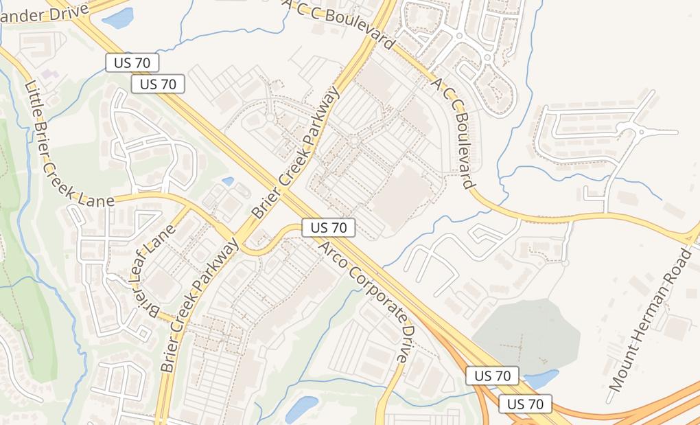map of 7880 Alexander Promenade PlaceRaleigh, NC 27617