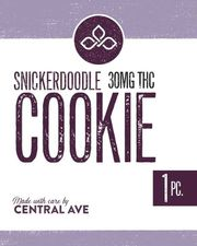 Central Ave Snickerdoodle Cookie at Curaleaf MA Oxford