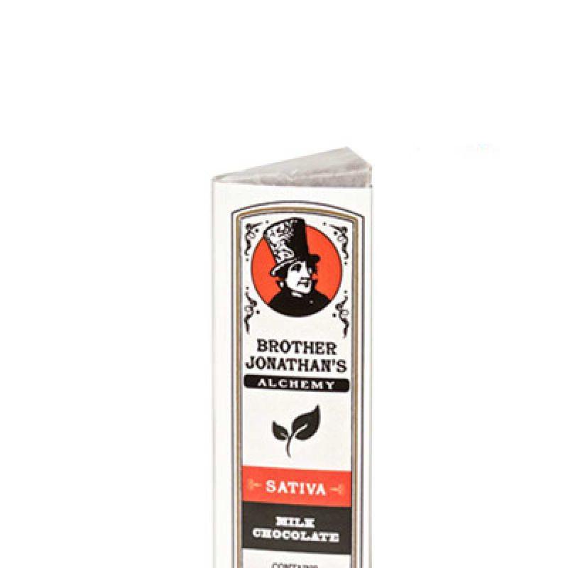Milk Chocolate Sativa | 60mg - Brother Jonathan's