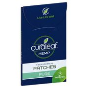 CBD Patch|3-Pack | (10 x 25mg) 250mg CBD at Curaleaf AZ Bell