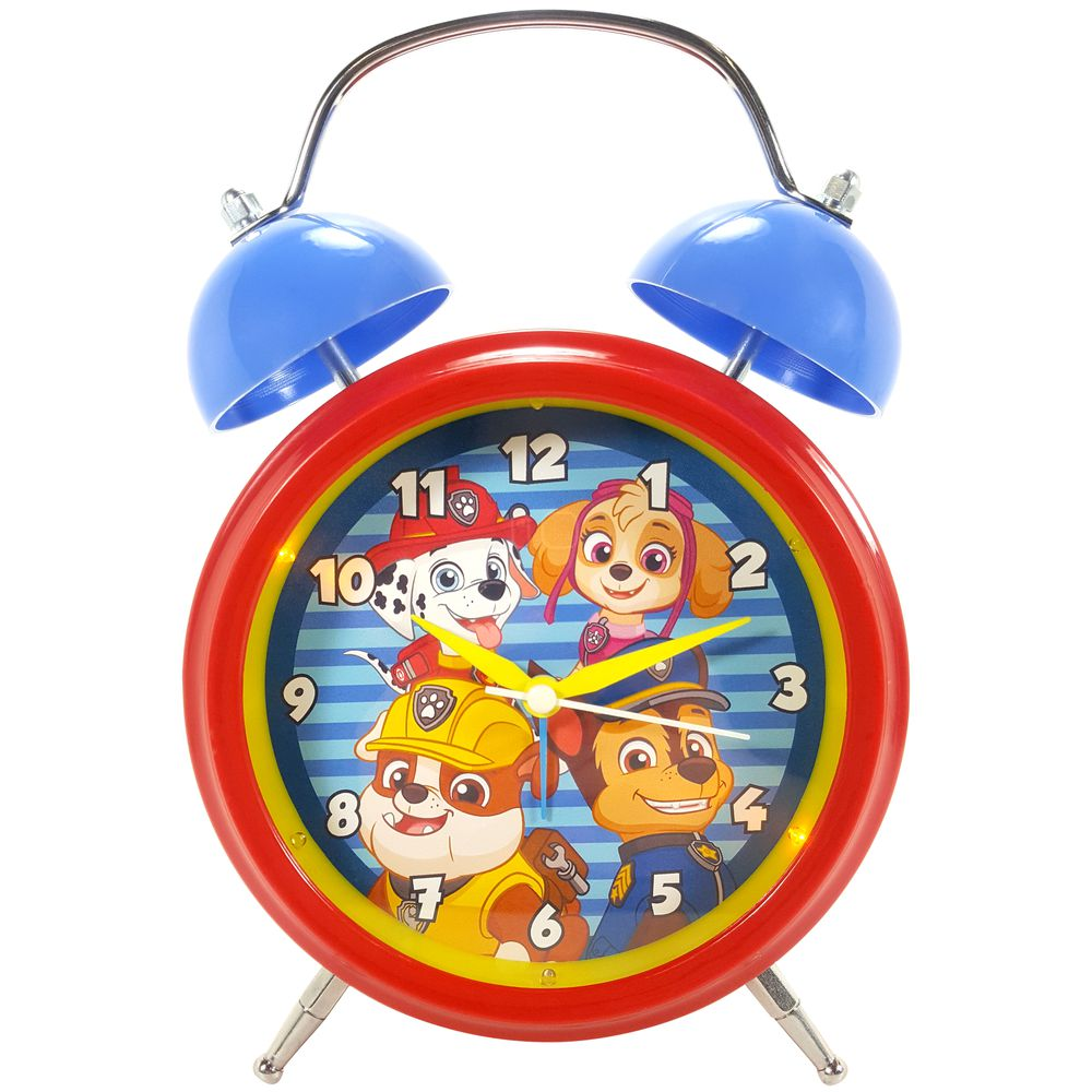 Nick Jr. Paw Patrol Lite Up Musical Alarm Clock - Teays Valley, WV ...