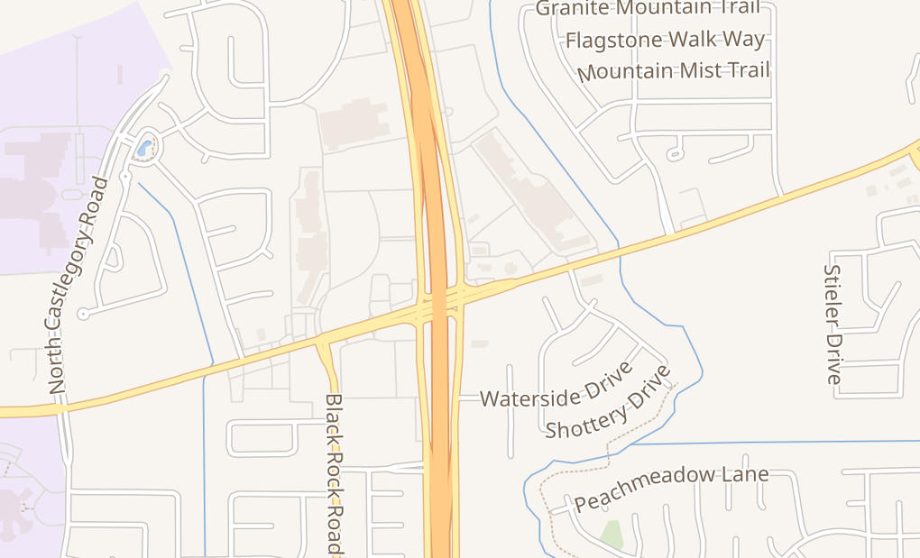 map of 5810 E Sam Houston Pkwy N Ste BHouston, TX 77049