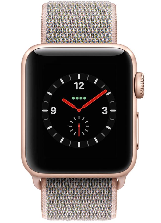 Apple Watch with Sport Loop: 38 - Apple