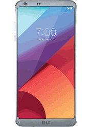 LG G6at Sprint Krispy Korner