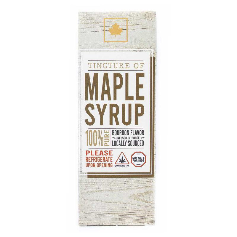 Maple Syrup Tincture | 500mg - Cultivate