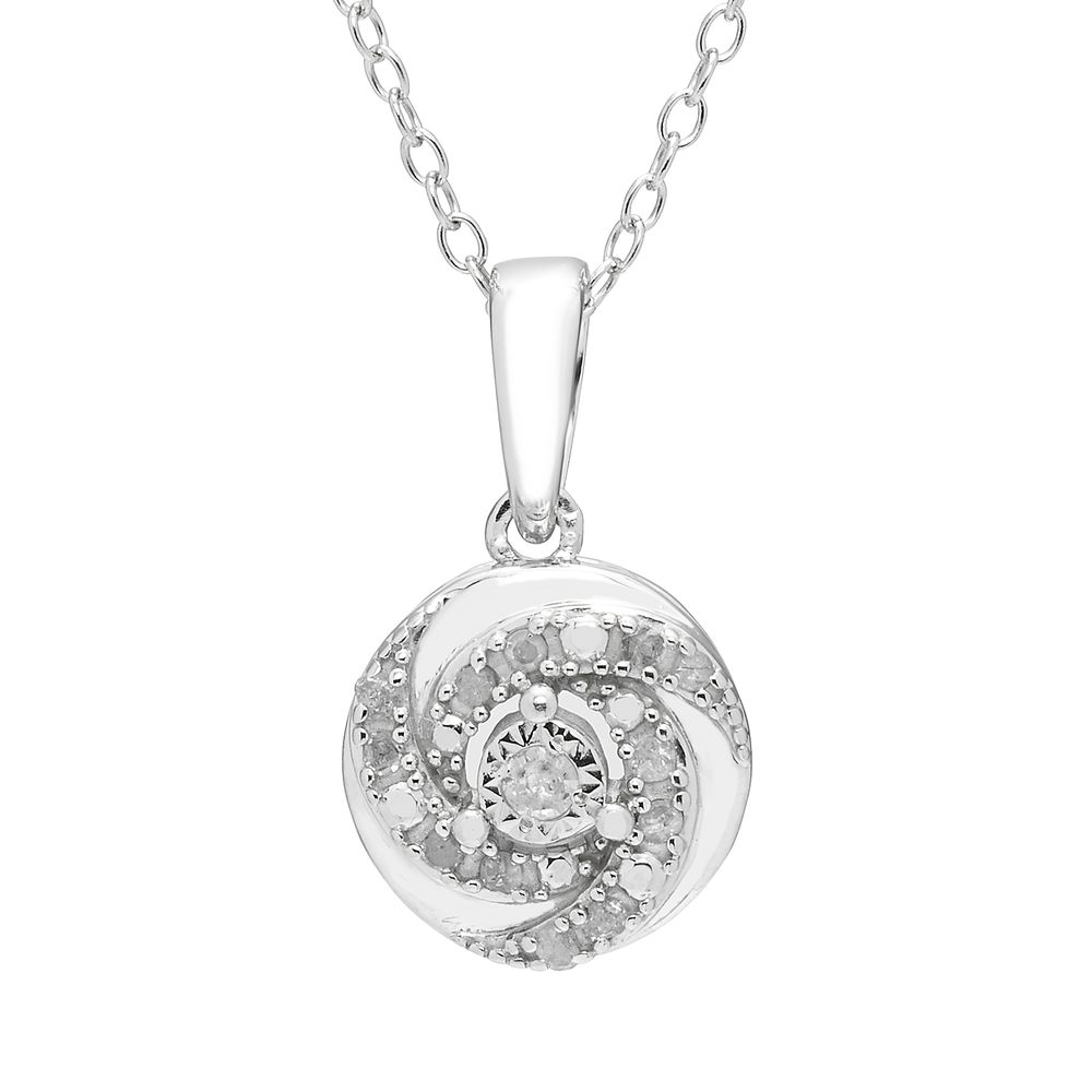 with products anderson inch diamond br swirl stud sterling silver earrings and webb pendant chain