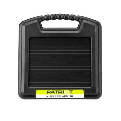 Patriot SolarGuard 50 Portable Solar Fence Energizer 819951