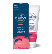 Curaleaf | Face Cream 200mg CBD | Sensitive at Curaleaf AZ Camelback