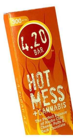 Full Bar - Milk Plain 300mg - 4:20 Bar