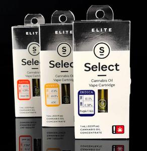 Select Vape Cartridges at Curaleaf AZ Central - Phoenix, AZ